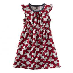 Tea Collection Butterfly Dot Dress
