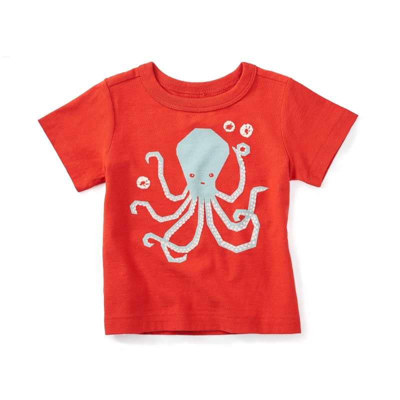 Octopal Graphic Tee