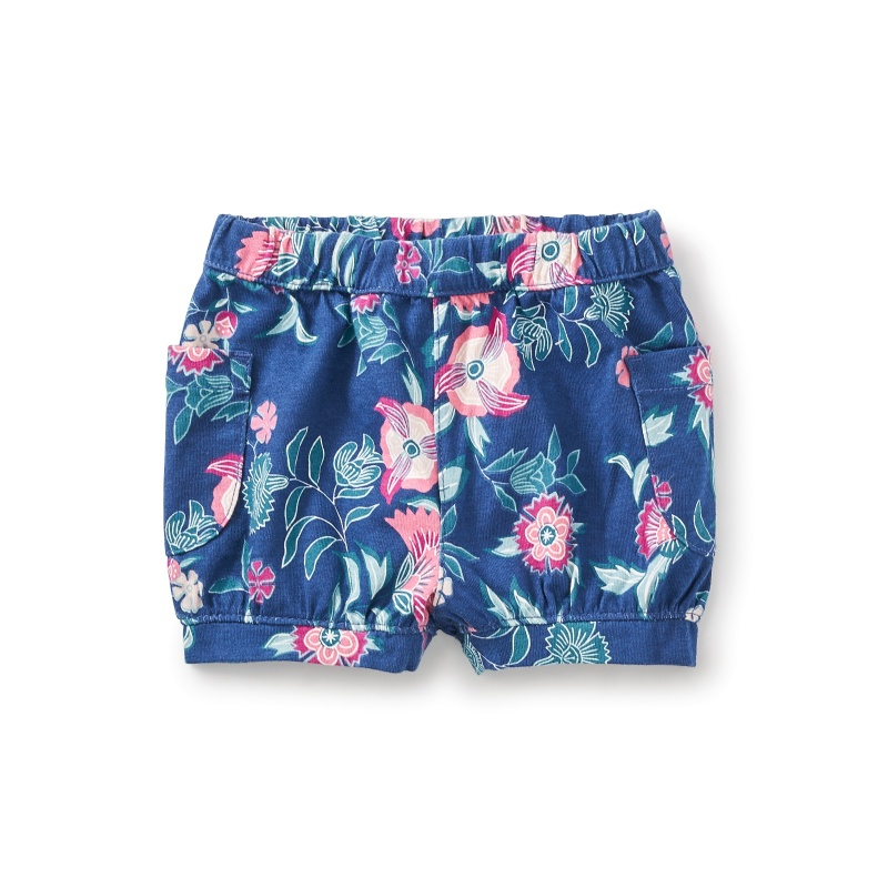 Kyoto Blooms Baby Cargo Shorts