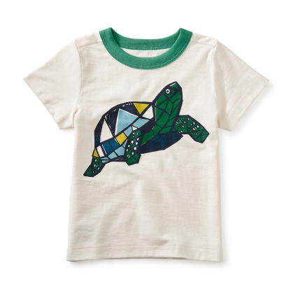 Turtle Power Graphic Tee