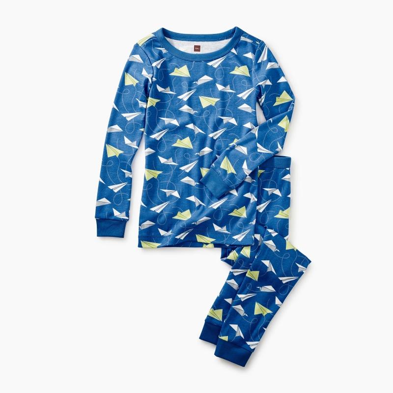 Paper Plane Pajamas