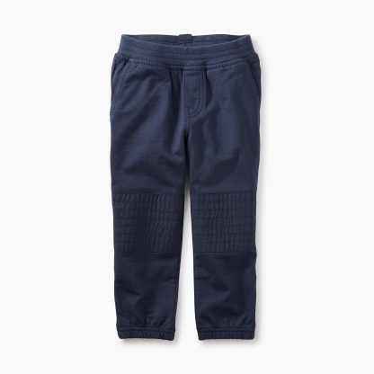 French Terry Moto Baby Pants