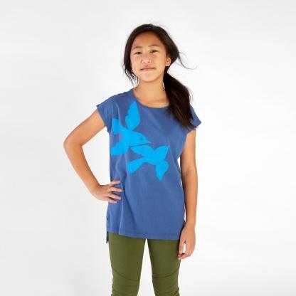 Carolina Wren Graphic Tunic