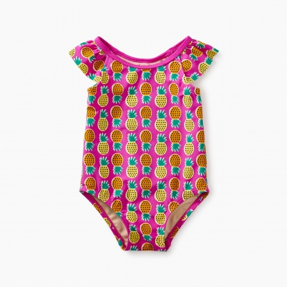 5b89537385 Baby Girl Swimwear & Baby Girl Swimsuits | Tea Collection
