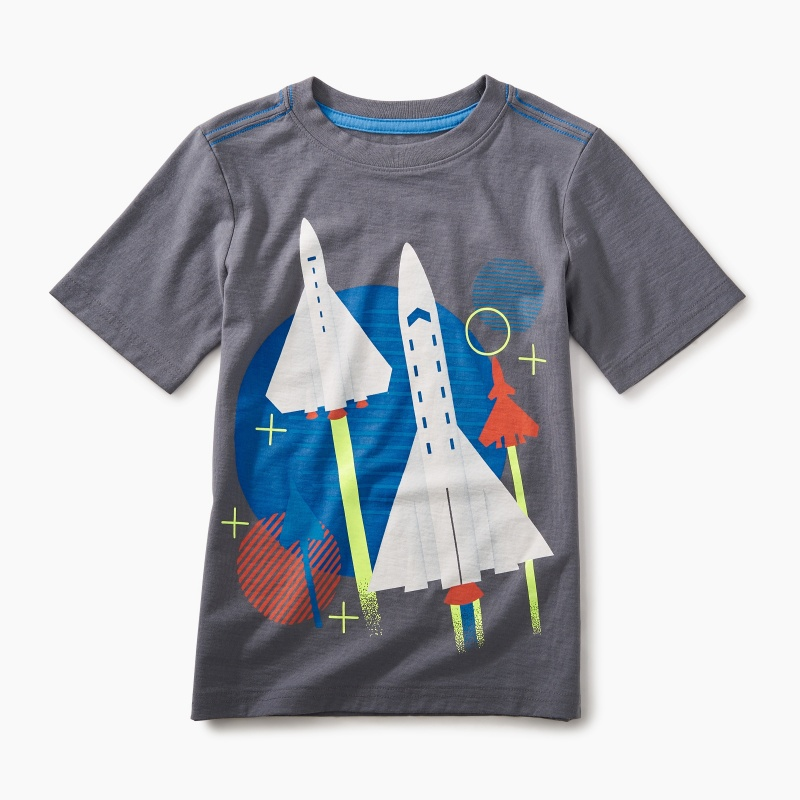 Space Shuttle Graphic Tee