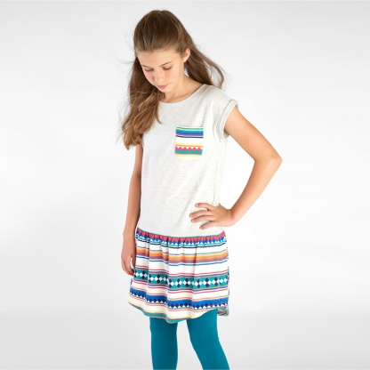 Osceola Stripe Dress