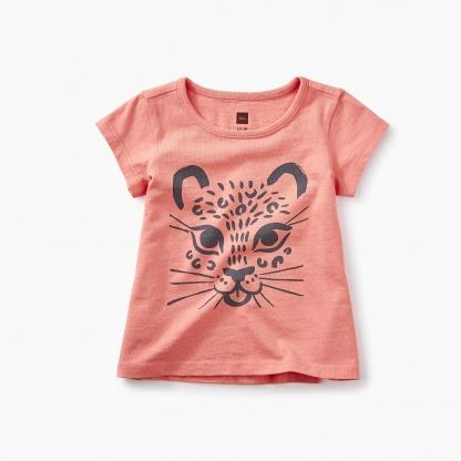 Jaguar Graphic Baby Tee
