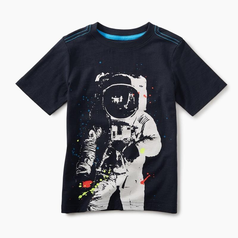 Astronaut Graphic Tee