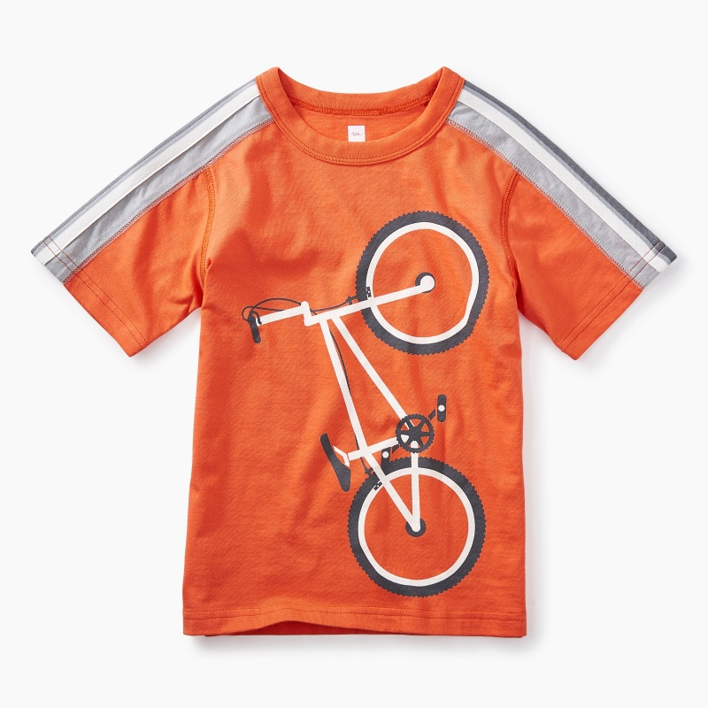 Stunt Bike Graphic Tee