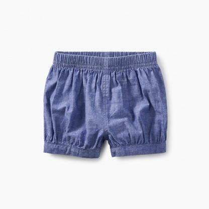 Nep Chambray Bubble Shorts