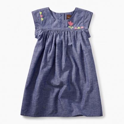 Nep Chambray Dress