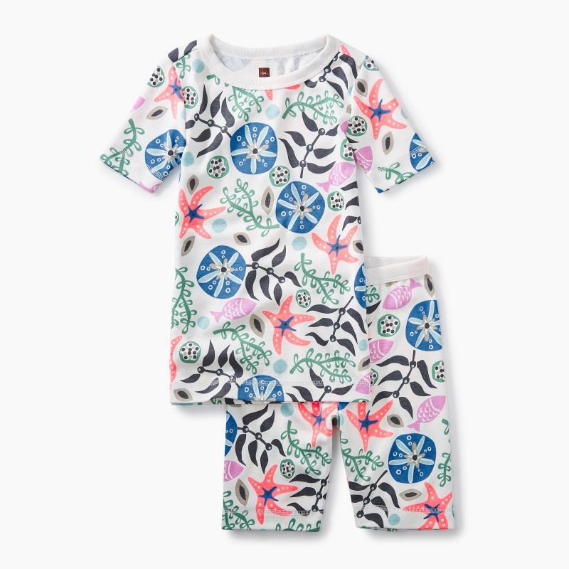 Tee & Shorts Pajamas