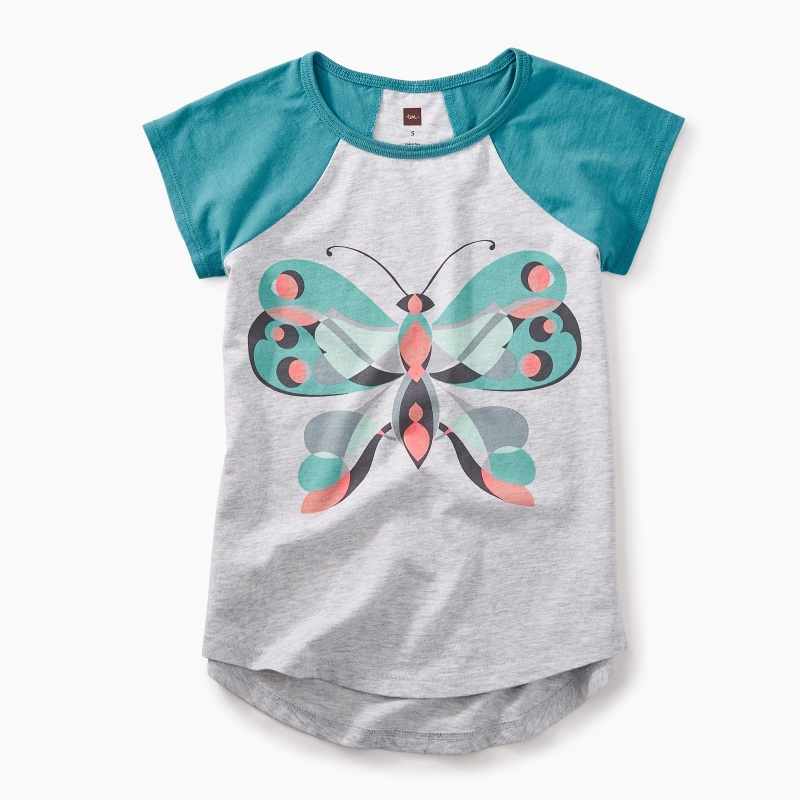 Bella Butterfly Graphic Tee