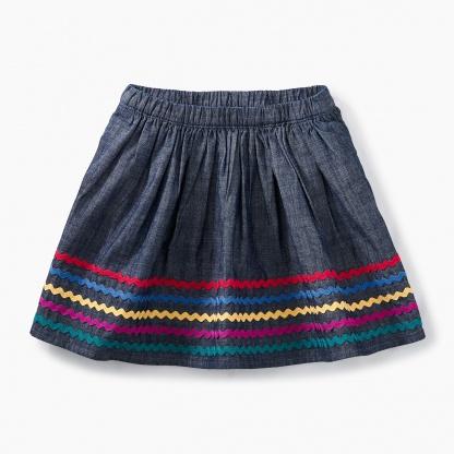 Ric Rac Twirl Skirt