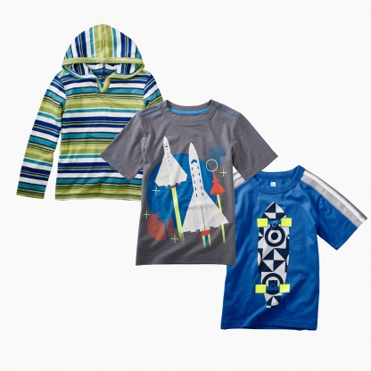 Skate Shuttle Shirt Set