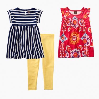Dresses & Daffodil Set