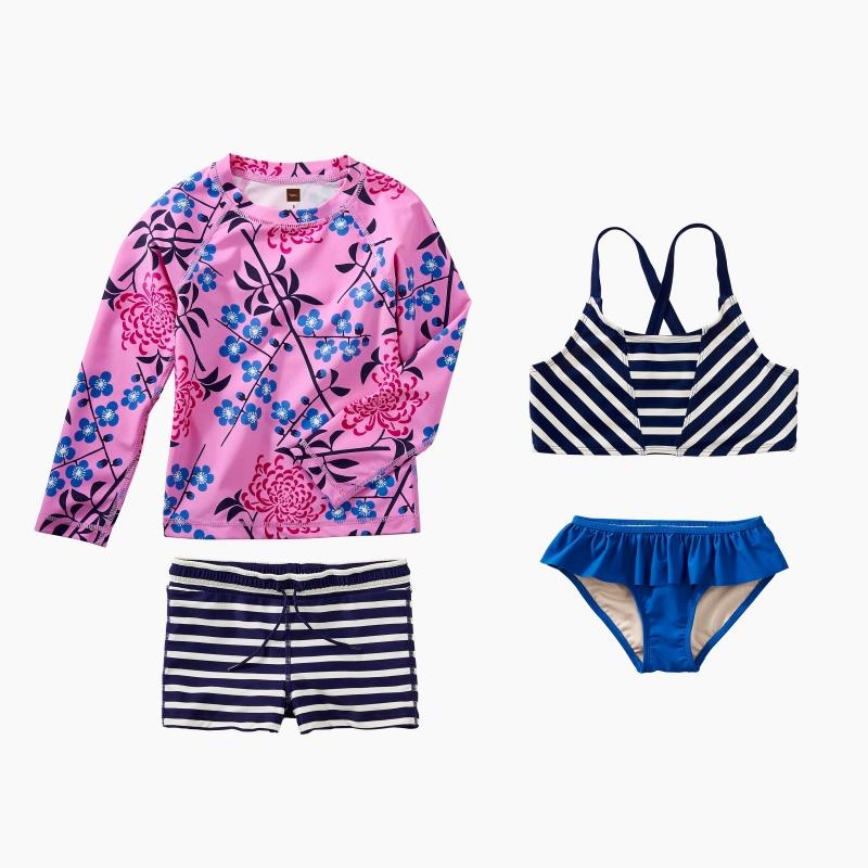 Bikini & Boarshorts Set