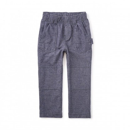 Denim Like Playwear Pants | Tea Collection