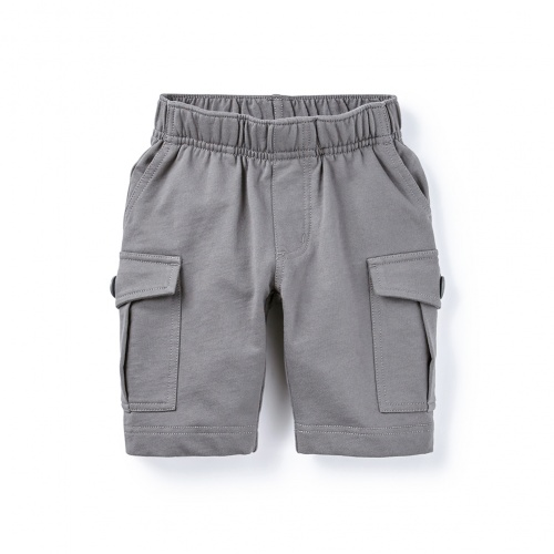 French Terry Cargo Shorts