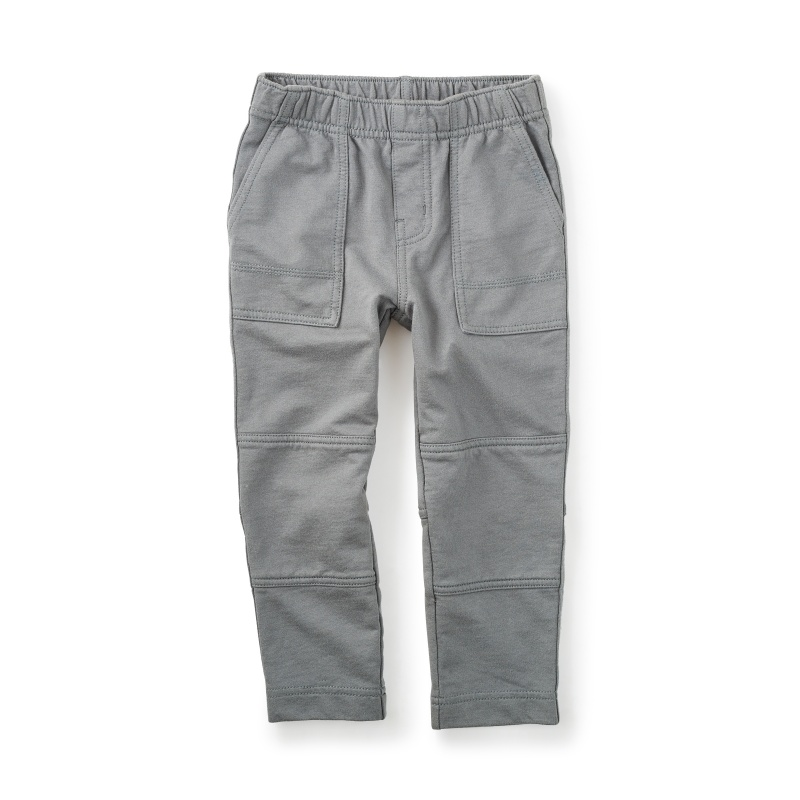 French Terry Playwear Pants   Tea Collection