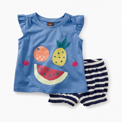 Fruit Graphic Outfit