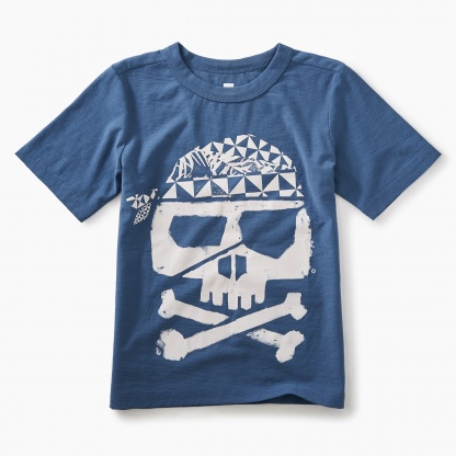 Skull & Crossbones Graphic Tee