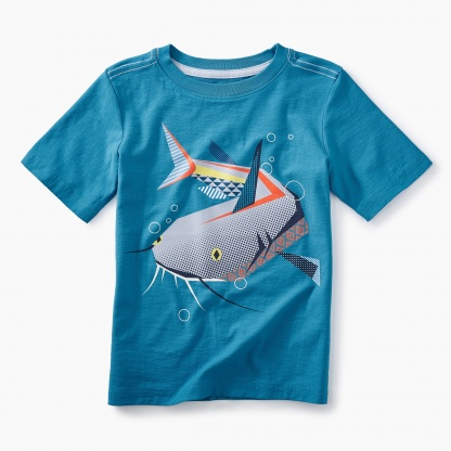 Catfish Graphic Tee