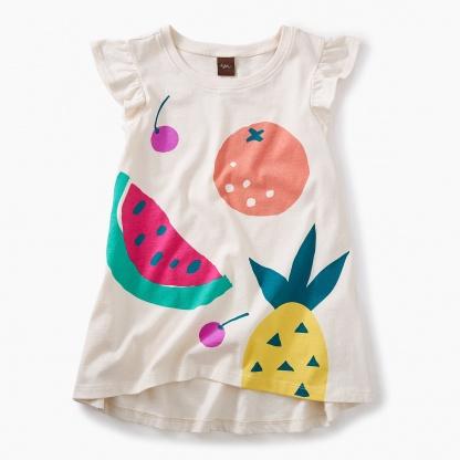 Fruit Twirl Top