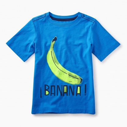 Banana Graphic Tee
