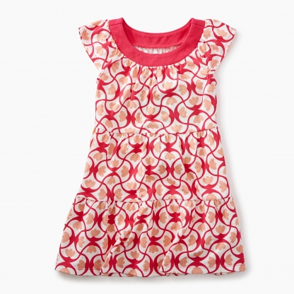 Tiered Twirl Dress