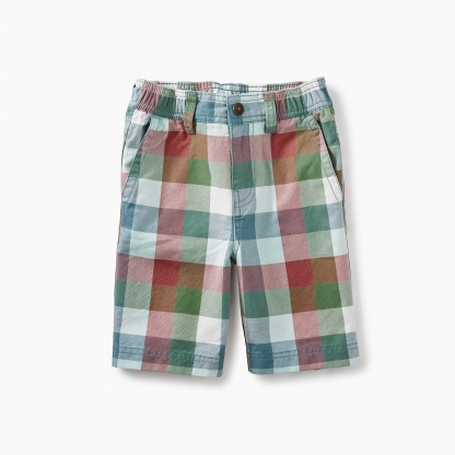 Twill Travel Shorts