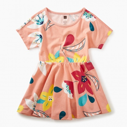Skirted Dress