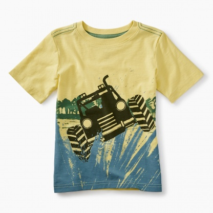 Off Road Graphic Tee