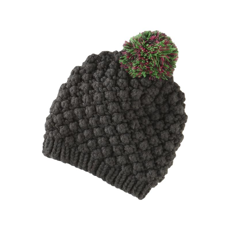 Le Big Pom Pom Set Hat | Tea Collection