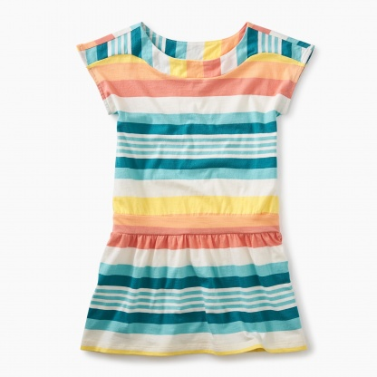 Elastic Waist Summer Dress