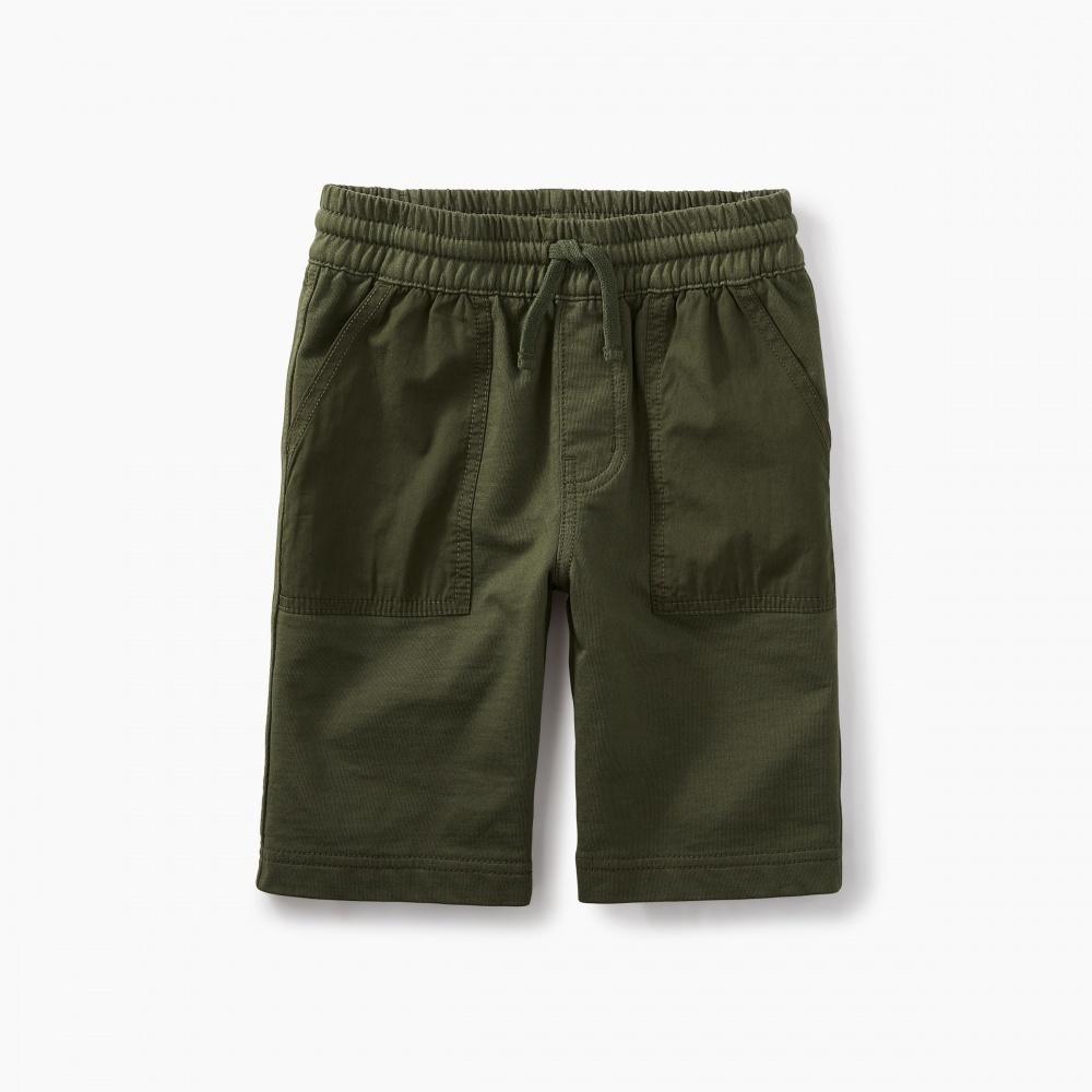 Patch Pocket Shorts