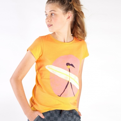 Surfer Girl Graphic Tee