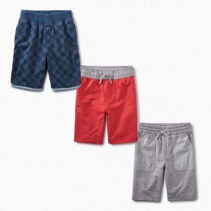 Summer Trio Shorts Set
