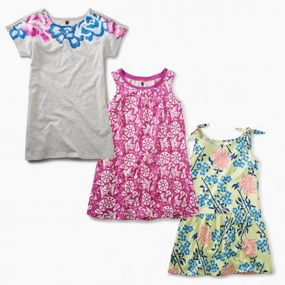 Cool Shoulders Dress Set