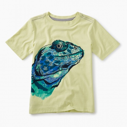 Lizard Graphic Tee