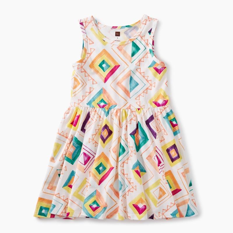 Skirted Tank Dress