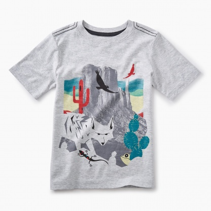 Canyon Lands Graphic Tee