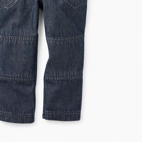 Indigo Explorer Baby Pants