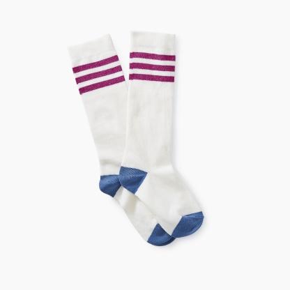 Sporty Sparkle Socks