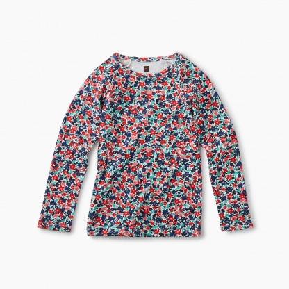 Cape Floral Purity Tee