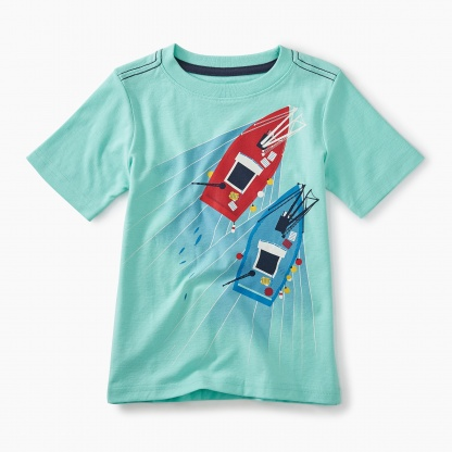 Boat Race Graphic Tee