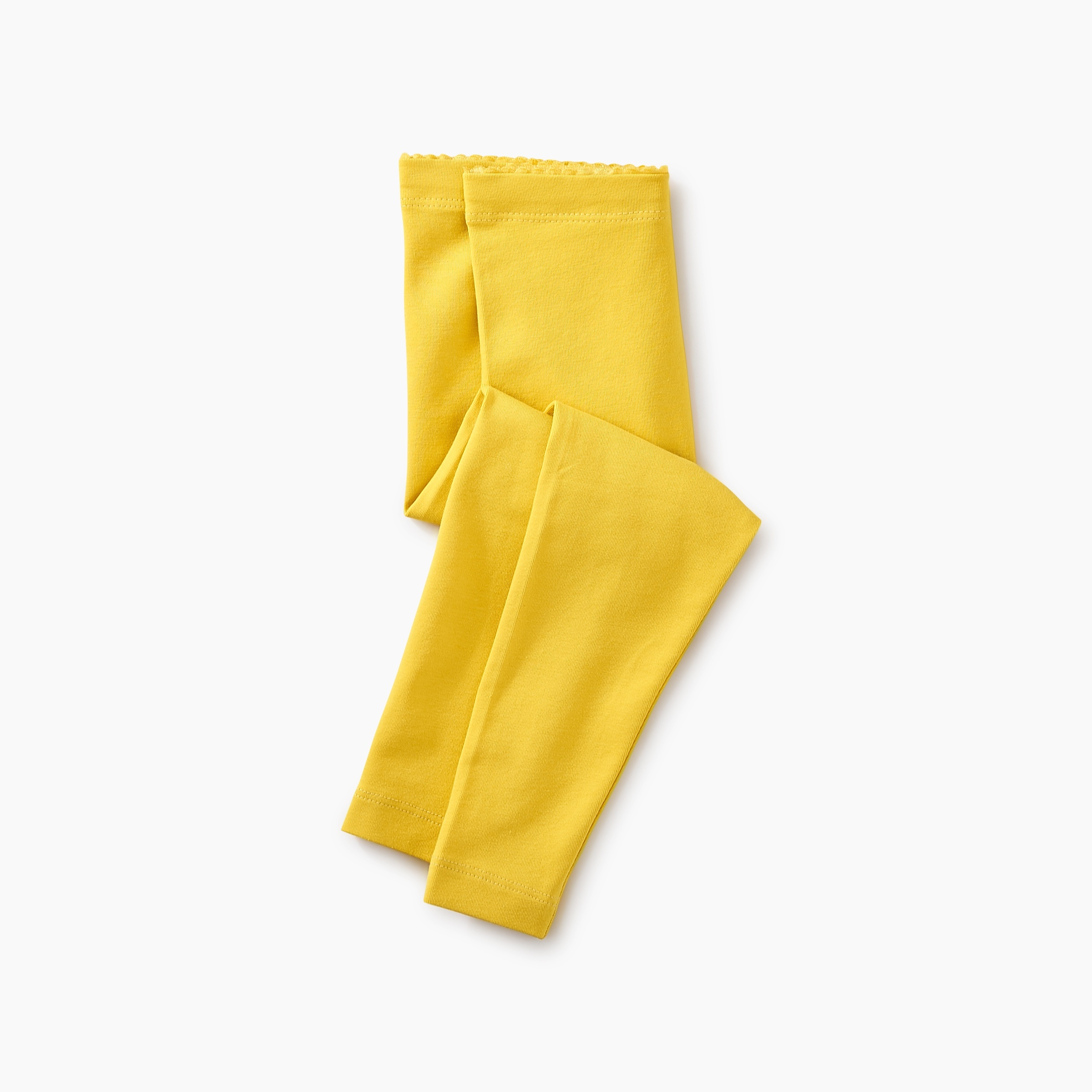 Solid Baby Leggings Tea Collection