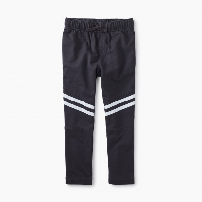 Sporty Stripe Track Pants