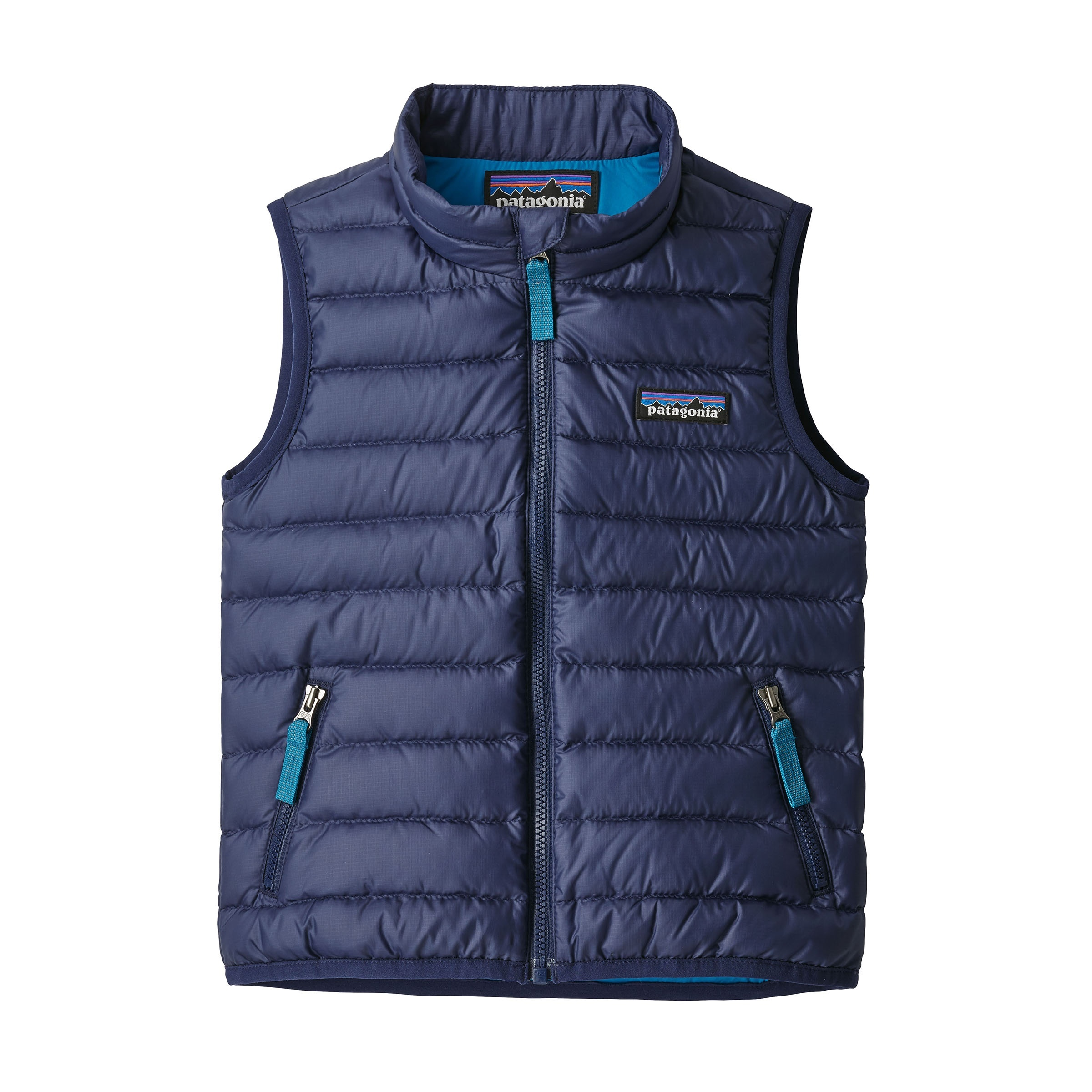 Patagonia Baby Down Sweater Vest Tea Collection