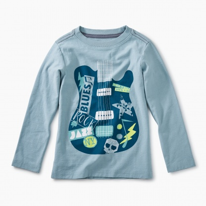 Guitar Graphic Tee